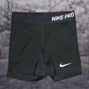 "Nike Pro Core 3"" Training Shorts Sz S"